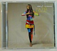 ZAZIE : BEST OF 20 TITRES ♦ CD NEUF ♦ avec Remixes, Axel Bauer
