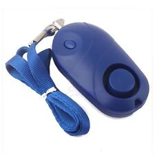 Plastic Personal Electronic Security Anti-theft Alarm Safety Guard Siren Light