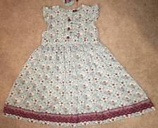 NWT Matilda Jane Character Counts Blue Flower Satine Dress 8 9 10 Yrs