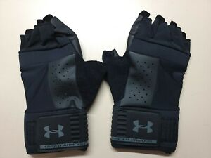 Under Armour Men's Weightlifting Gym Gloves Large