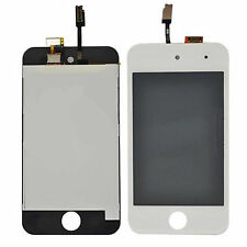 NEW iPod Touch 4 WHITE 4th Gen Front LCD Display + Touch Screen Digitizer