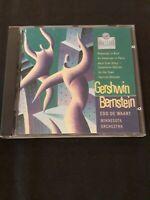 Gershwin - Bernstein Minnesota Orchestra - Edo De Waart CD