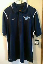 SMU Nike DRY-FIT Short Sleeve Polo Shirt Sz M