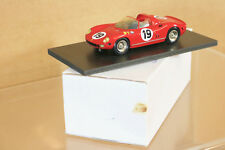 Básico Modelos Le Mans 1964 Ferrari 330P Coche 19 Surtees Bandini 3ª Lugar NG