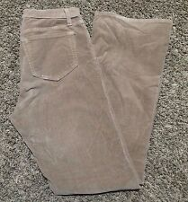 NYDJ Not Your Daughter's Jeans Corduroy size 10 Brown