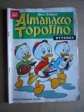 Almanacco Topolino - Albi d'oro n°10 1961  [G369] - buono