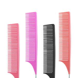 Perm hair dyeing steel needle-point tail comb broken teeth highlighting c^lk