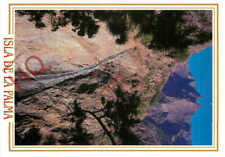 Picture Postcard::La Palma, Salto De La Fondada, Caldera De Taburiente