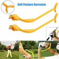Unisex Golf Swing Swinging Alignment Training Aid Tool Trainer Wrist Control Us