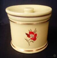 VTG Denby Pottery Cornflower Poppy Yellow Jar 9.5cm   FREE Delivery UK*