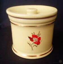 VTG Denby Pottery Cornflower Poppy Yellow Jar 9.5cm | FREE Delivery UK*