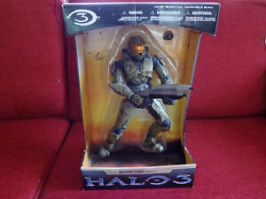 Halo 3 Master Chief Action Figure 12 inch McFarlane Toys