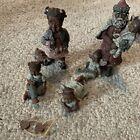 Sarah's Attic Black Heritage Figurines Lot 4