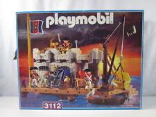 """PLAYMOBIL- """"DIFICIL CAJA VACIA BASTION COLONIAL REF. 3112 - EMPTY BOX"""" -LUJO!"""