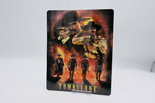 TOMBSTONE - Glossy Bluray Steelbook Magnet Cover (NOT LENTICULAR)
