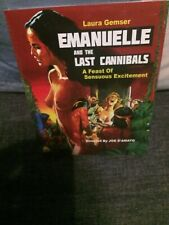 Emmanuelle And The Last Cannibals Blu Ray W /slip Severin Laura Gemser