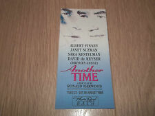 """THEATRE ROYAL BATH """" ANOTHER TIME """" THEATRE HANDBILL / FLYER"""