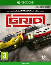 GRID - Day One Edition (Xbox One) BRAND NEW AND SEALED - IN STOCK QUICK DISPATCH