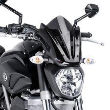 Windschild Puig Sport Yamaha MT-07 13-18 dunkel getönt Windschutzscheibe