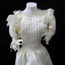 DANBURY MINT PRINCESS DIANA DOLL TAFFETA AND LACE GOWN CROWN QUEENS ORDER PIN