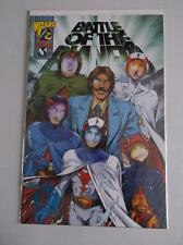 Battle of the Planets #1/2 DF Wizard Blue Foil Edition Ltd To 5000 with COA