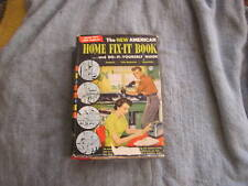 New American Home Fix it Book Do It Yourself Guide 1958