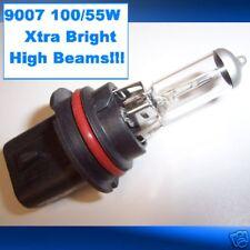 9007 Halogen Clear bulb 100/55W HB5 High Watt Hi-Beam!! Ford Chevy GM GMC