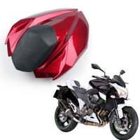 ABS Plastic Rear Seat Cover cowl Fit For Kawasaki Z800 2013-2018 Red T5
