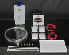 Hydrogen fuel saving kit, up to 6000 cc ,21 plate  hho dry cell kit