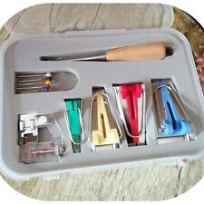 Bias Tape Binder Maker Set Sewing Machine Accessories Fabric Bias Tape Maker Kit