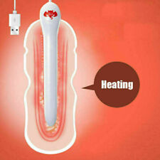 Heating Rod Hole 46℃ Warmer Auto Heat Control Stick Heater USB Couple Play Toy Z
