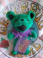 Grateful Dead STAGGER LEE Plush Dancing Bear Beanie Baby 5/10/91 SHORELINE 1997