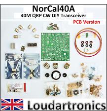 Norcal 40 A Bricolage Amateur Ham Radio QRP CW Morse Transceiver