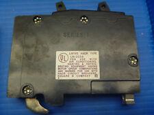 SQUARE D QOT1515 1 POLE 15/15 AMP 120/240 VOLT CIRCUIT BREAKER