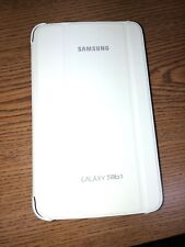 SM-T310 Samsung Galaxy Tab 3 7.0 White Case Cover Stand