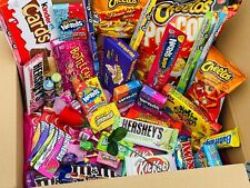 American MEGA Gift Hamper Box / American Chocolates, Sweets, Candy UK Seller