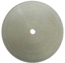 "12"" Diamond Tool Lapidary Rock Saw Blade - 1"" Arbor Hole"