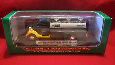 2000 Hess Mini Truck Fresh From Case