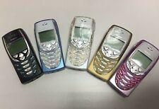 Nokia 8310 - Sim Free (Unlocked) Classical Nokia Mobile Phone 5 different colors