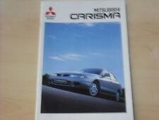 53966) Mitsubishi Carisma Prospekt 08/1995