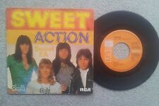 The Sweet Action German COLLECTORS EDITION 7 Inch Vinyl Single 1975