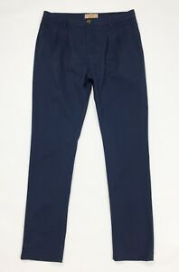 Alcott pantalone donna w30 tg 44 slim skinny gamba stretta vita bassa T562
