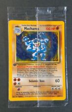 MACHAMP Holo Rare- Base Set - Pokemon cards (8/102) SEALED