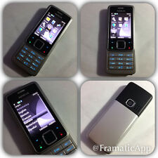CELLULARE NOKIA 6300 GSM BLUETOOTH FOTOCAMERA SILVER UNLOCKED SIM FREE DEBLOQUE