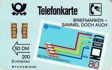 P 01 B.88 ISDN (Europamarke), 2908
