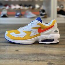 Nike Air Max 2 Light Gr.42,5 Sneaker Schuhe weiß AO1741 700 Retro Run