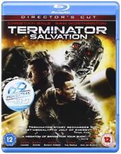 Terminator Salvation (Director's Cut) [Blu-ray] [2009] [Region Free]   Sealed