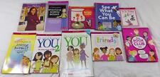 AMERICAN GIRL BOOK LOT OF 10 GREAT CONDITION LIGHTLY READ