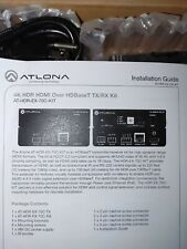 New listing Atlona At-Hdr-Ex-70C-Kit Open Box Brand New!