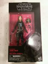 Star Wars Black Series Jaina Solo #56 6-Inch Action Figure Hasbro